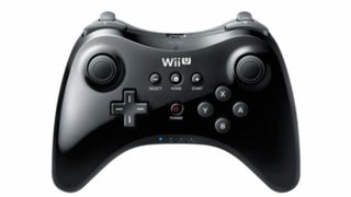 wii u controller to be called wii u gamepad also comes in black sports new design image 14
