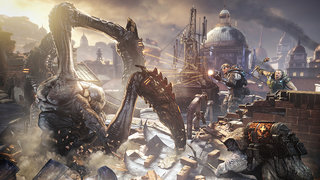 gears of war judgment won t rely on large set pieces unlike other big name games image 2