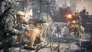 gears of war judgment won t rely on large set pieces unlike other big name games image 3
