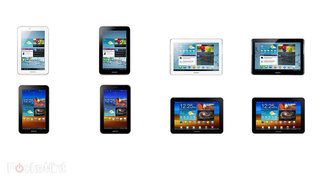 samsung galaxy what the tablet family tree image 1