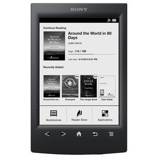 sony reader prs t2 brings evernote to the table for cloud storage image 2
