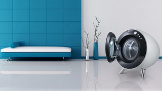 the washing machine that s round stylish and on our wish list image 2