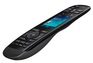 logitech shows off the harmony touch tv remote complete with mini touchscreen interface image 3