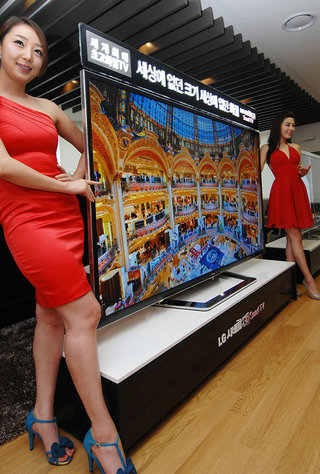 lg s 84 inch 3d ultra definition tv starts to hit markets at last image 3