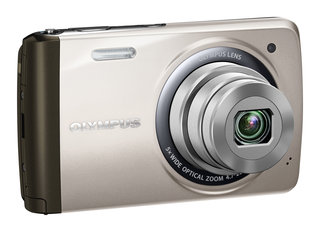 olympus vh 410 touchscreen controlled compact camera image 4