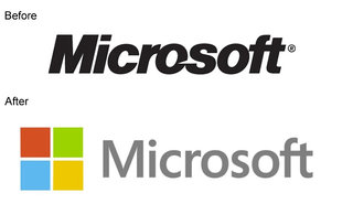 microsoft logo gets a new look image 2