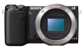 sony nex 5r compact system camera press images hit japan before launch image 2