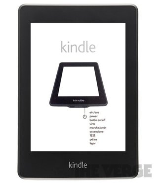 new kindle paperwhite leaked ahead of 6 september amazon event image 2