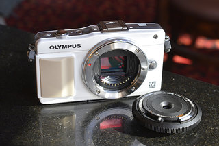 olympus pen e pm2 pictures and hands on image 2