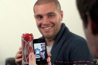 budweiser and ar firm aurasma allow you to drink beer from the fa cup of sorts image 2