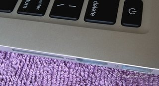 apple s 13 inch macbook pro with retina display leaked image reveals thunderbolt and hdmi ports image 1