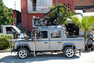 skyfall behind the scenes with land rover image 2