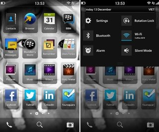 you ve seen the l series now here s the blackberry 10 ui image 2