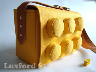 awesome giant lego block bag the fashion of childhood dreams image 3