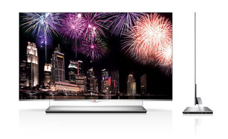 lg 55 inch oled tv 55em9700 finally goes on sale in korea image 4