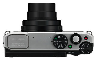 pentax mx 1 high end compact offer high end features retro styling image 8