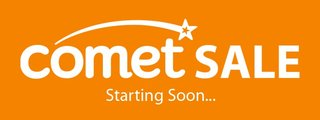 comet sale coming soon but gift cards won t be welcome image 2