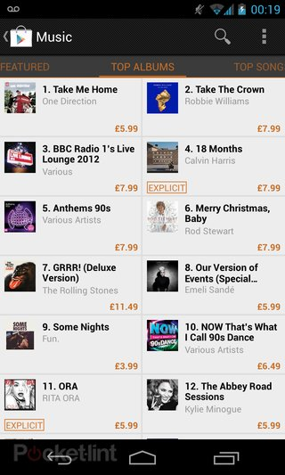 google music uk is live buy tunes from google play  image 4