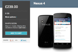 nexus 4 available on google play from 5pm today image 2