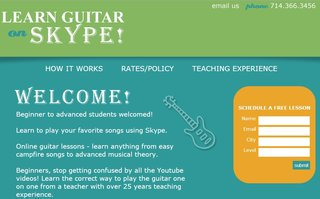 video calling for learning spanish guitar and fitness image 4