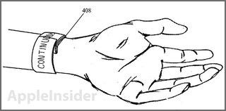 apple iwatch patent further fuels rumours that a device is in the works image 3
