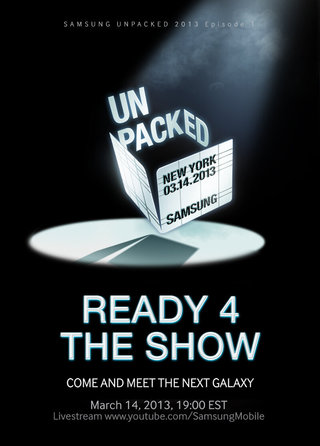 samsung galaxy s4 14 march reveal in new york confirmed image 2