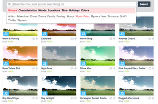 vimeo cloud based editing tools new looks enhancement presets available to trial image 2