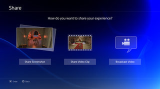 ps4 user interface pictures show the future of gaming image 9
