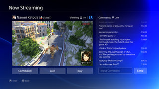 ps4 user interface pictures show the future of gaming image 7