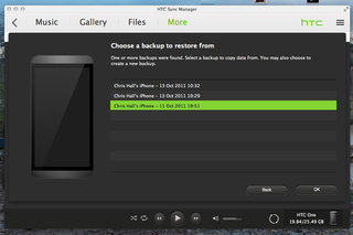 how to setup your htc one htc transfer tool sync manager or get started online image 4