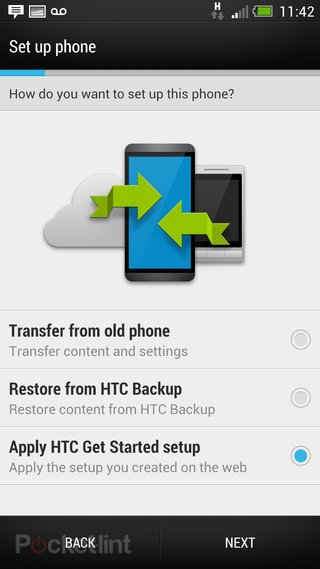 how to setup your htc one htc transfer tool sync manager or get started online image 7