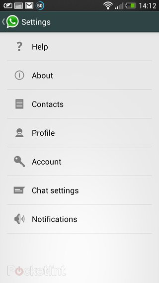 whatsapp android update brings new design more native feel image 3