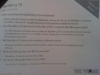 uk high street blackberry z10 on sale thursday 31 january not launch day image 2