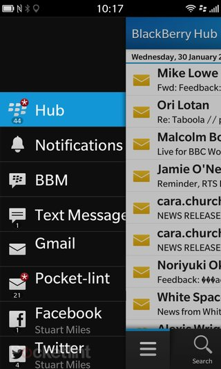 BlackBerry Z10 tips and tricks with BlackBerry 10 - Pocket-lint