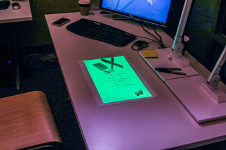 microsoft illumishare to let you share physical things digitally video  image 3
