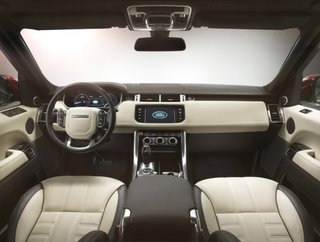 2014 range rover sport unveiled with lighter look new tech inside image 4