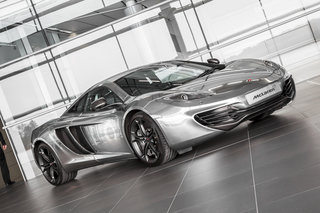 the story behind mclaren s chrome silver formula one cars image 4