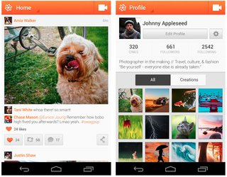 cinemagram for android launches to satisfy your gif desires image 2