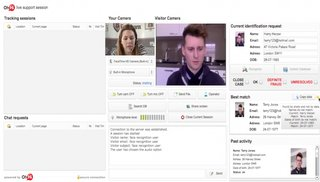 facebanx web smartphone and tablet face recognition tech aims to stop identity fraud online image 3
