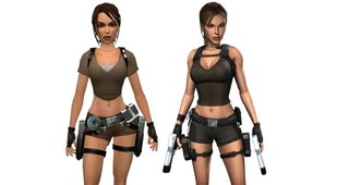 10 things you never knew about lara croft image 2