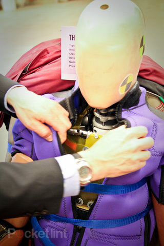 a day in the life of a crash test dummy at the volvo car safety centre image 2