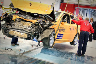a day in the life of a crash test dummy at the volvo car safety centre image 8