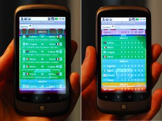 app of the day world cup essentials android image 1