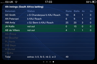 app of the day ecb cricket iphone image 4