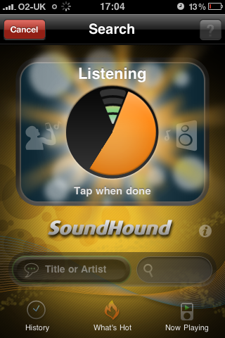 app of the day soundhound image 3