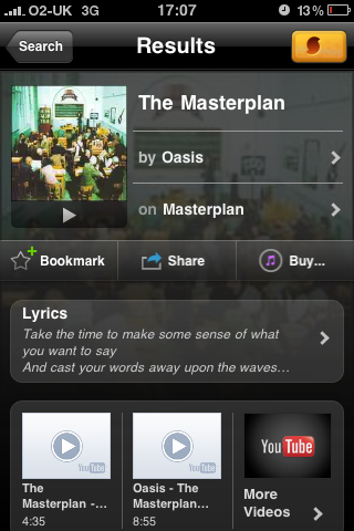 app of the day soundhound image 5