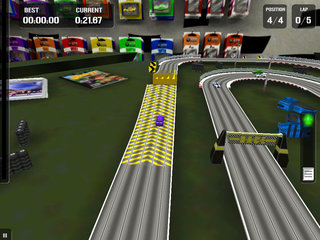 app of the day htr hd high tech racing ipad  image 3