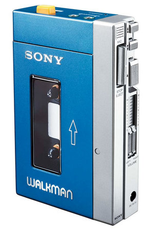 the sony walkman 1979 2010  image 2