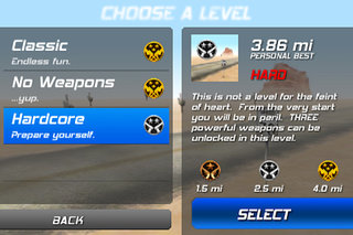app of the day zombie highway iphone  image 2