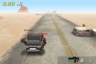 app of the day zombie highway iphone  image 3